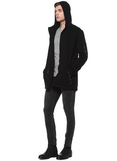 John Varvatos Star USA Sweatshirt Siyah
